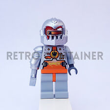 LEGO Minifigures - 1x agt027 - Magma Commander - Agents Omino Minifig Set 8971