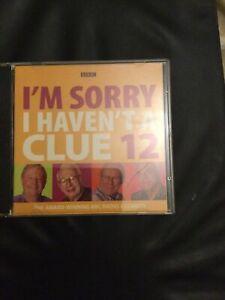 I'M Sorry I Haven'T A Clue 12,BBC Audio Book,2 Discs