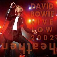 DAVID BOWIE / LIVE LOW 2002 2CD / Low & Heathen Album Complete