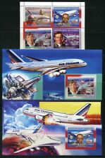 Guinea 2006 Flugzeuge Airbus Airplanes Aircraft 4493-4496 Block 1099-1102 MNH