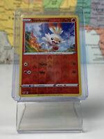 SHIPS SAME DAY Pokemon Card Scorbunny 031/202 Reverse Holo Basic Fire Type 2019