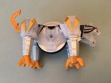 Power Rangers super samurai white tiger zord crystal variant