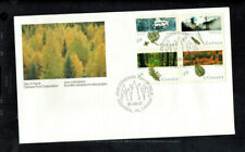 Fdc-1250*Canada 1990 Canadian Forests Fdc*