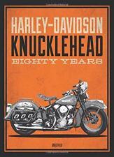 Harley-Davidson Knucklehead: Achtzig Years von Field, Greg gebundenes Buch 9780