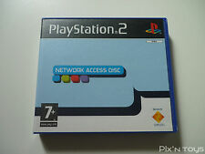 Sony Playstation PS2 / Network Access Disc [ PAL Version ]