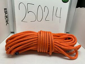 "BUCKINGHAM 250214 - 1/2"" ORANGE COATED STABLE BR 140'"