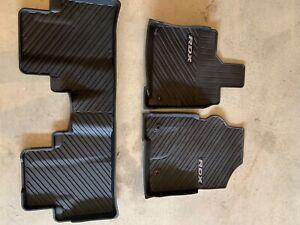 2013-2018 Acura Rdx Floor Mats