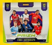 2020-21 Panini Prizm English Premier League EMPTY Hobby Box Soccer EPL