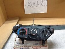 2007 2008 2009 2010 Chevrolet Aveo Temp Climate Heater Control T250 LHD AC #956