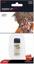 Liquid Latex 1oz Bottle Halloween Horror Make up Fancy Dress Costume Accessories