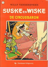SUSKE EN WISKE MINI 15 - DE CIRCUSBARON