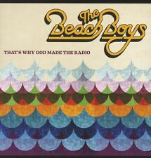 """THE BEACH BOYS THAT'S WHY GOD MADE THE RADIO 12"""" VINYL LP *NEW & SEALED*"""