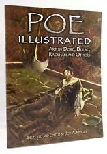 Poe Illustrated: Art by Dor', Dulac, Rackham and Others by Jeff A. Menges (edito