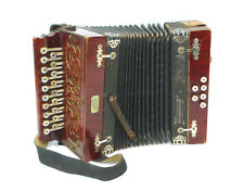 Universal ACCORDION Accordeon Royal Court Purveyor L. JACOB Stuttgart