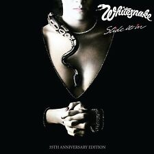 WHITESNAKE - Slide It In 35th Anniversary Deluxe Edition (2 CD's, 2019, DIGIPAK)