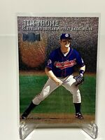 2000 Skybox Metal Jim Thome #41 Cleveland Indians HOF