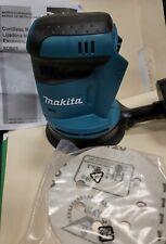 Makita 18V LXT Li-Ion 5 in. Random Orbit Sander XOB01Z New (Tool Only) FREE SHIP