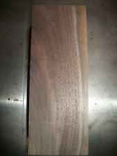 """1 PC WALNUT LUMBER WOOD AIR DRIED BOARD 2 7/16"""" THICK 475N CARVING BLOCK BLANK"""