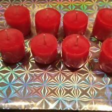 8 Handmade Handpoured Apple Harvest Votive Candles