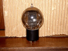 "#Western Electric 205 D Radio #Audio Output #Tube, Tennis Ball TESTED ""Good"""