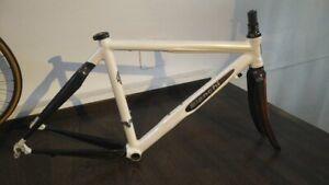 Bianchi aluminum carbon frameset reparto corse