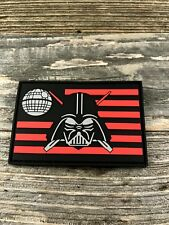 Darth Vader Flag PVC Morale Patch Parks Supply Star Wars Rogue One Death Star