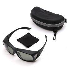 Grey Lens Over Fit Polarised Sunglasses