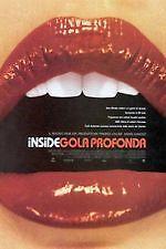 Dvd - INSIDE GOLA PROFONDA