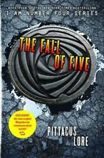 I Am Number Four Ser. Lorien Legacies: The Fall of Five Bk. 4 by Pittacus Lore …