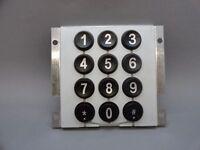 Fsi Fawn Usi Wittern Vendnet Vending Machine Parts Keypad Assembly 1216670.002 .
