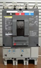 Square D PowerPact 527397P1 400 Amp 3-Pole Circuit Breaker