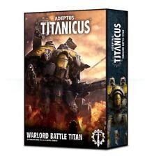Adeptus Titanicus Warlord Battle Titan Games Workshop 40.000 40k GW Ritter