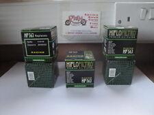 HUSQVARNA TE510   F0R 2008 / 2010  HIFLOFILTRO OIL FILTER  HF563  5 PACK