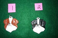 Japanese Chin Dog Necklace