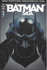 Batman Saga N°26 - Urban Comics/D.C. Comics - Juillet 2014