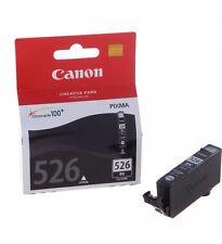 Genuine Canon CLI526 CLI-526 Black Ink Cartridge For iP4850 iP4950 iP6550 MX895