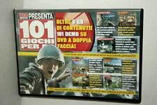 101 DEMO PER PC 9 GB DEMO USATO PC DVD VERSIONE ITALIANA GD1 47479