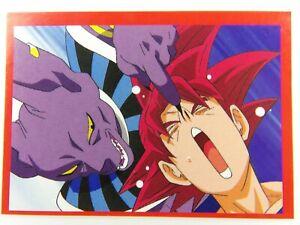 Dragon Ball Super Dbs Series 2 N°123 Sticker Stickers For Album Panini