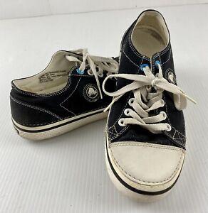 Crocs Womens Lace Up Sneakers Size AU/US9, UK7, EU40