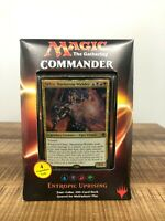 Magic The Gathering Commander MTG 2016 Entropic Uprising Deck Brand New Sealed