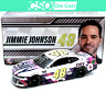 Jimmie Johnson 2020 Ally Financial White 1/24 Die Cast IN STOCK
