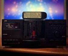 JVC XL-MC334 Vintage Stereo CD Changer 200 Discs **MINT**
