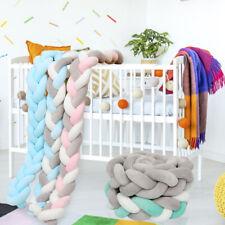 Baby Nestchen Design kissen Stützkissen Kopfschutz Soft 3/4M Bettschlange
