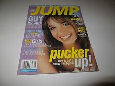 BRITNEY SPEARS JUMP MAGAZINE MAY 1999 5/99 ANNA PAQUIN