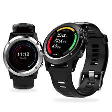 H1 Bluetooth Watch Band Waterproof IP68 Smartwatch 3G SIM Phone GPS Wifi (Black)