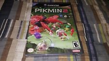 Pikmin 2 (Nintendo GameCube, 2004) GC Wii New Factory Sealed Black Label Y Folds