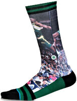 Calze Uomo Nba Legends Collection Shawn kemp Verde Stance Socks Men Sonics