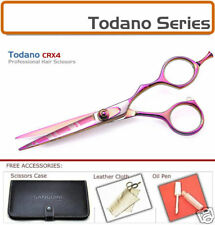 TITANIUM Hairdressing Hair Scissors, Barber Shears CRX4