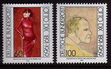 Germany 1991 Birth of Otto Dix, Artist SG 2423-2424 MNH