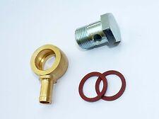 SU Fuel Pump Brass Banjo kit, for; MGB Mini Morris Minor, AUC2698 & BHH1940